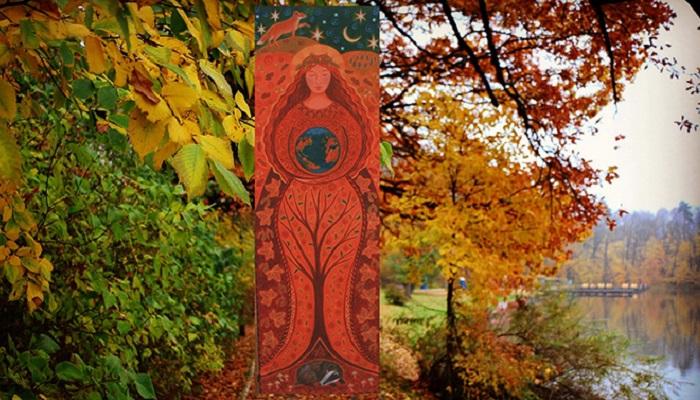 Jesenná rovnodennosť a sviatok druhého zberu úrody Mabon