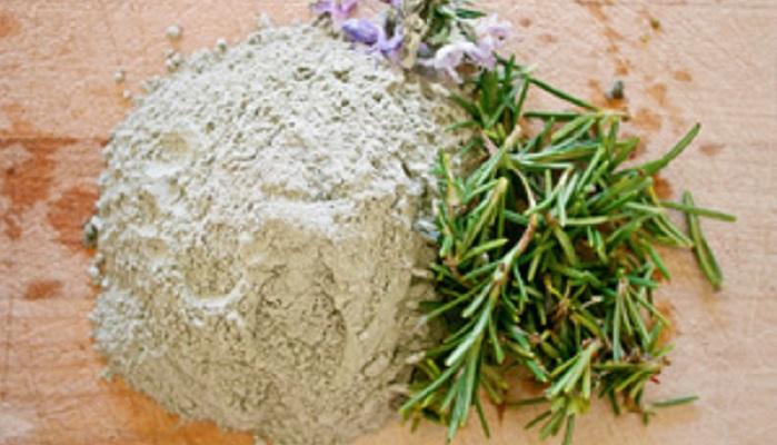 Argiltubo - maska zo zeleného ílu