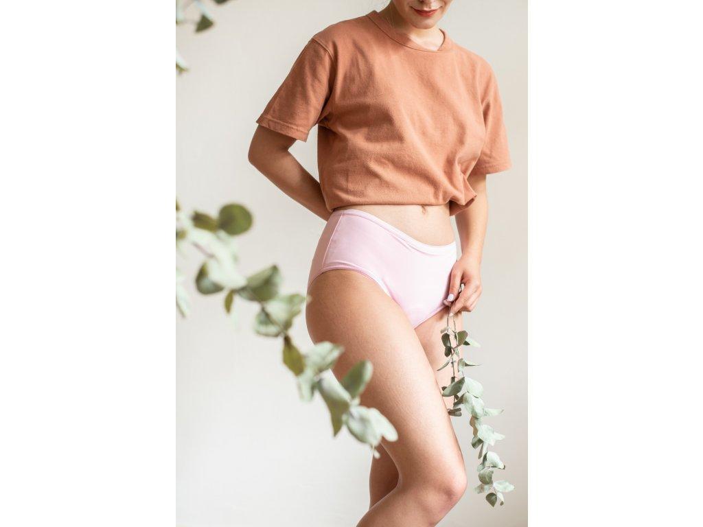 Meracus Menštruačné nohavičky Comfort Pink