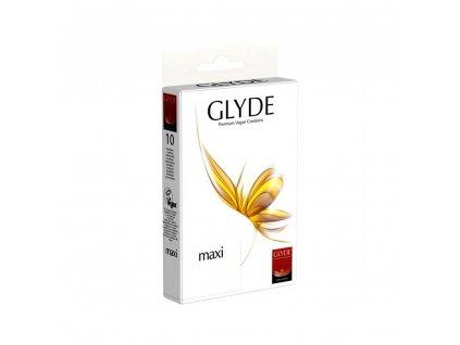 glyde kondom maxi