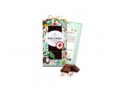 26378 1 bio cokolada naturalis s chilli 80g horka