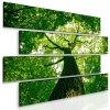 Obraz relax pod stromem (Velikost 145x100 cm)