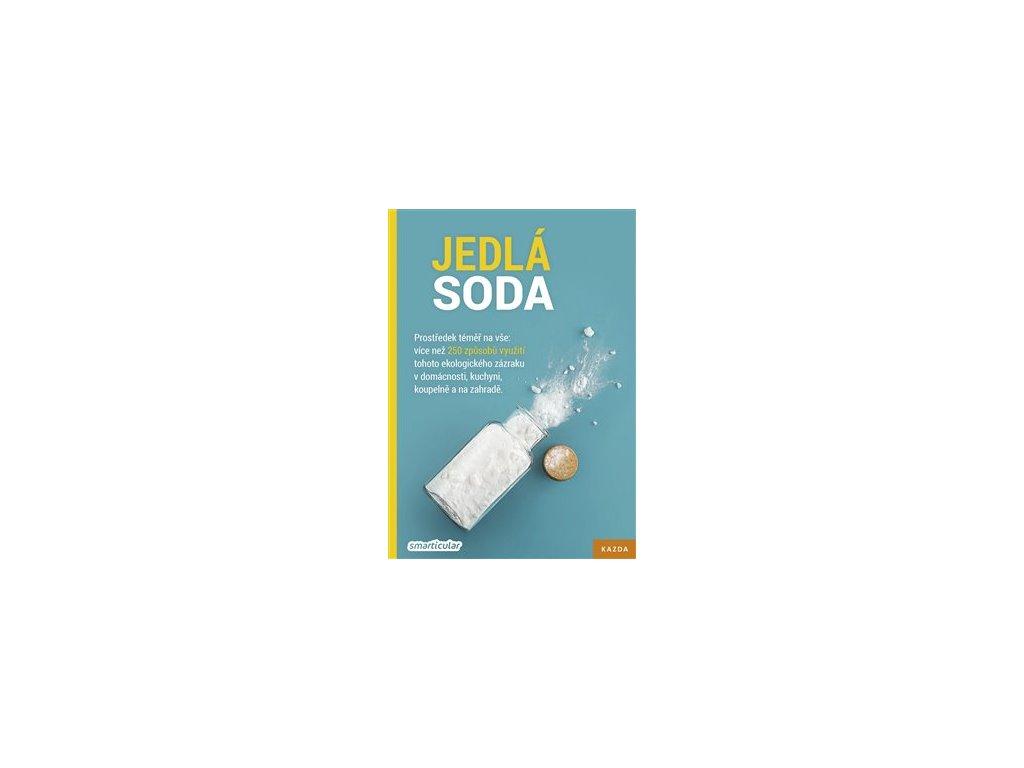 Kniha jedlá soda