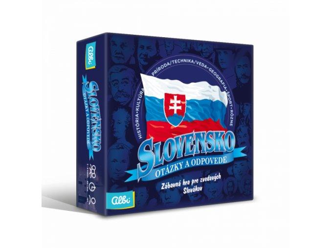 Slovensko otazky odpovede