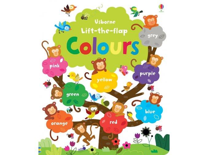 Lift the flap colours