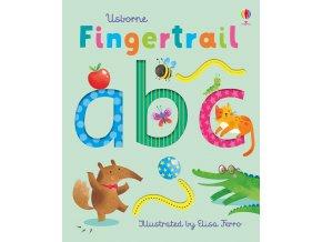 ABC končekmi prstov