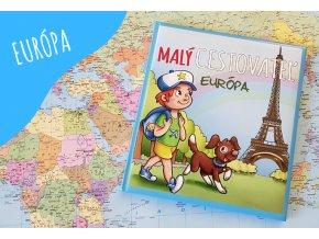 Kniha MALÝ CESTOVATEĽ - Európa