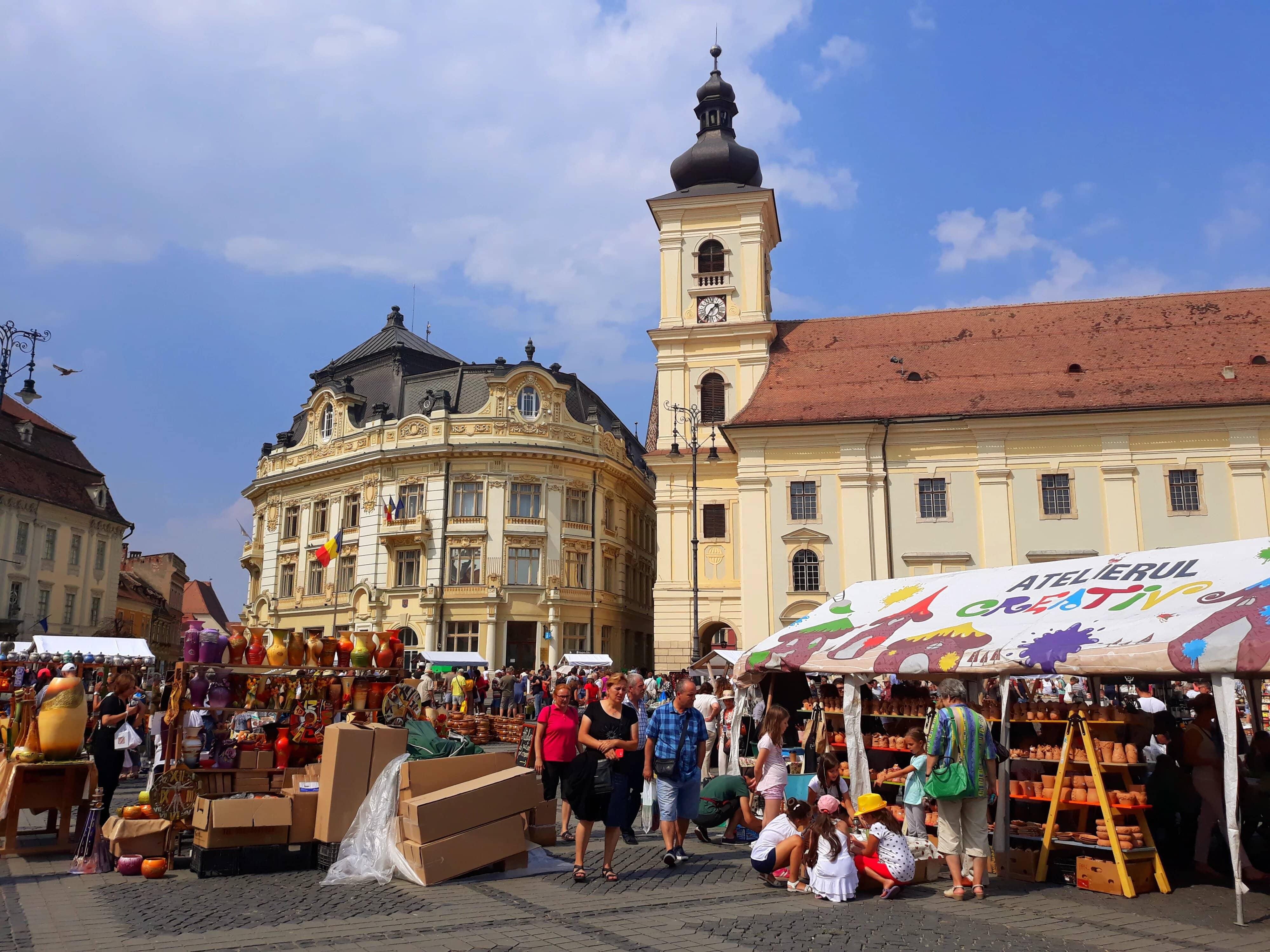 mesto_sibiu_rumunsko