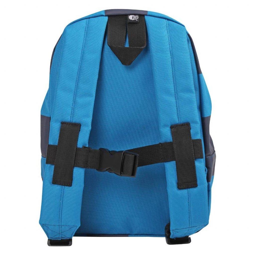 detsky batoh s potiskem modry danefae