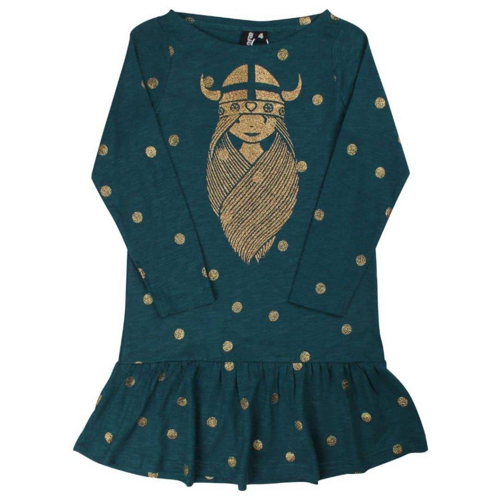Puntíkaté šaty Freja