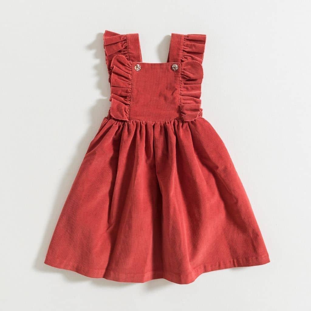 detska divci sukne s laclem cervena grace baby and child