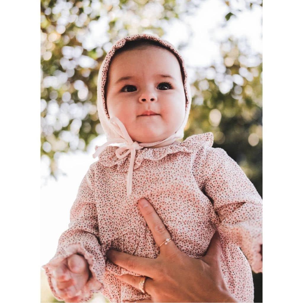 divci detske body ruzove grace baby and child