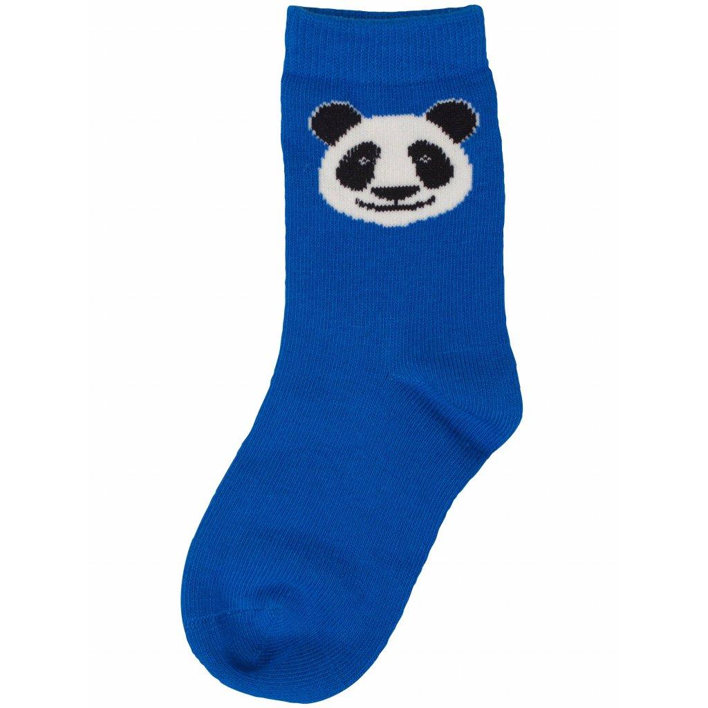 detske ponozky barevne modre dyr