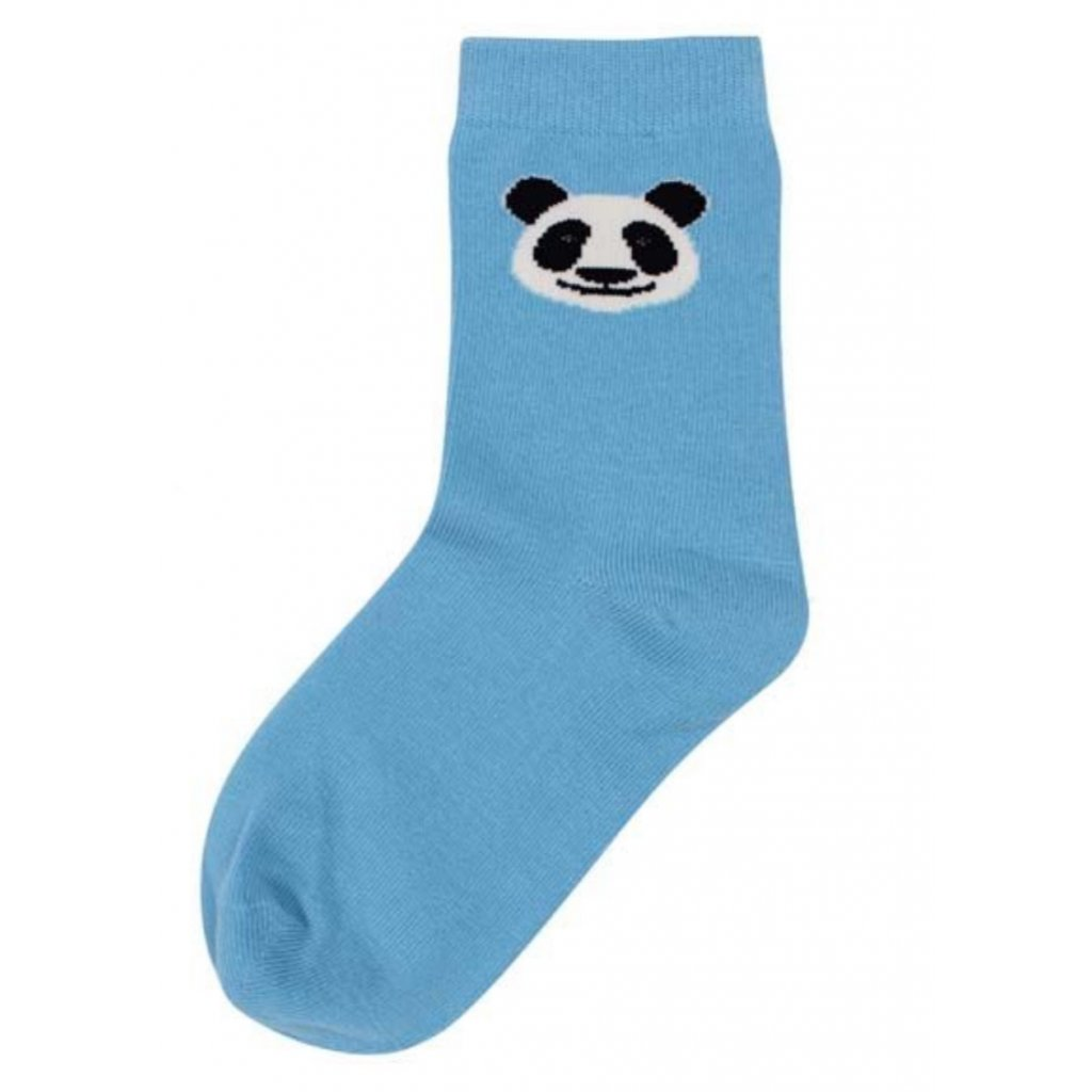 detske ponozky barevne modre dyr 1