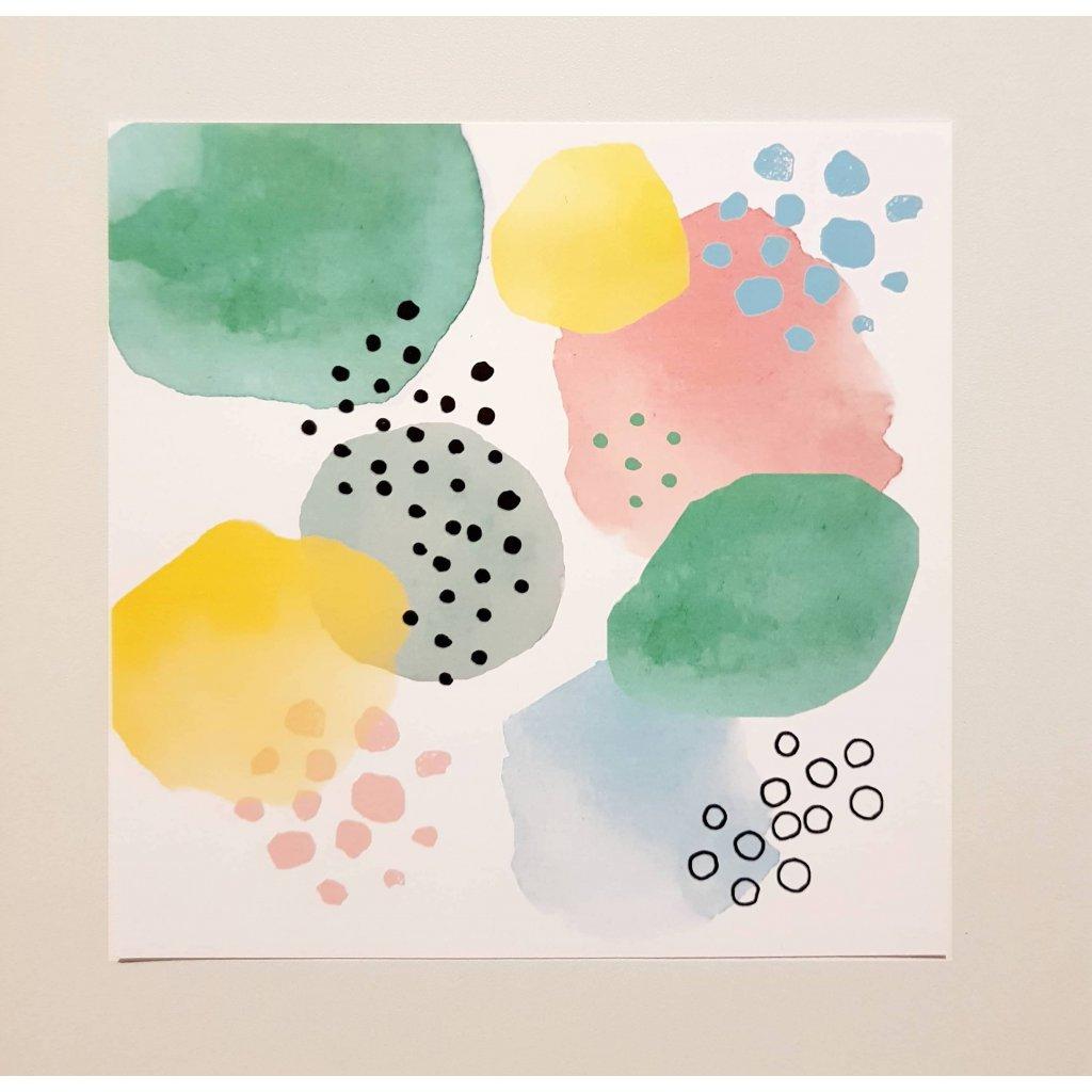 blahoprani abstraktni florello