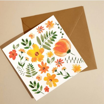 blahoprani s kvety oranzove florello