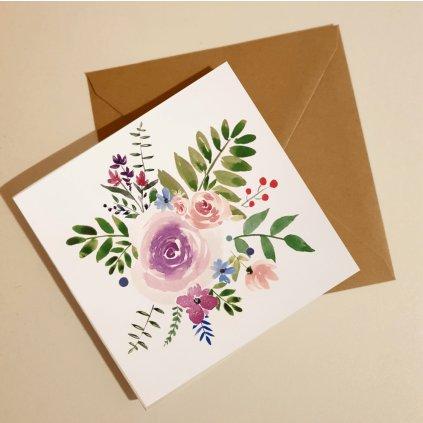 blahoprani s kvety fialove florello