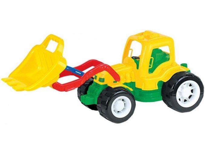 Traktor-nakladač