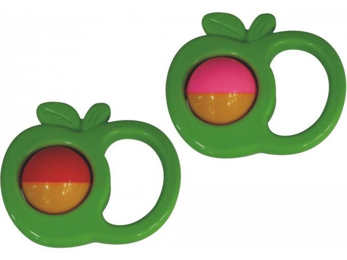 Chrastítko Jablko