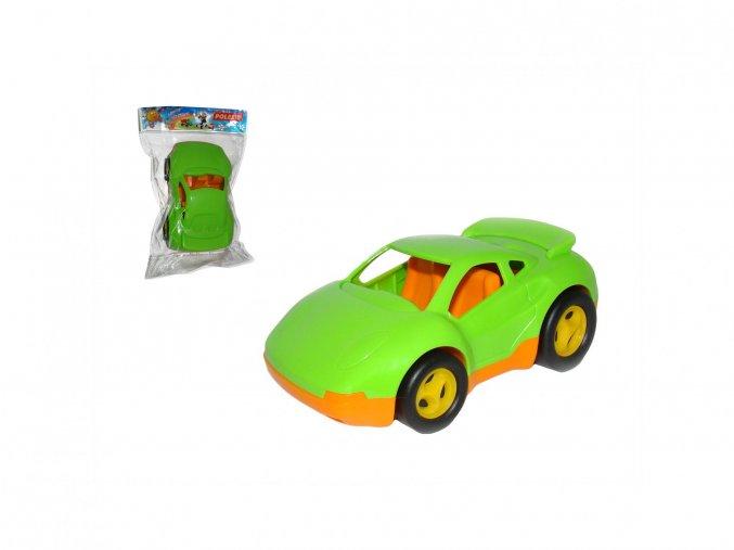Auto závodní Výr