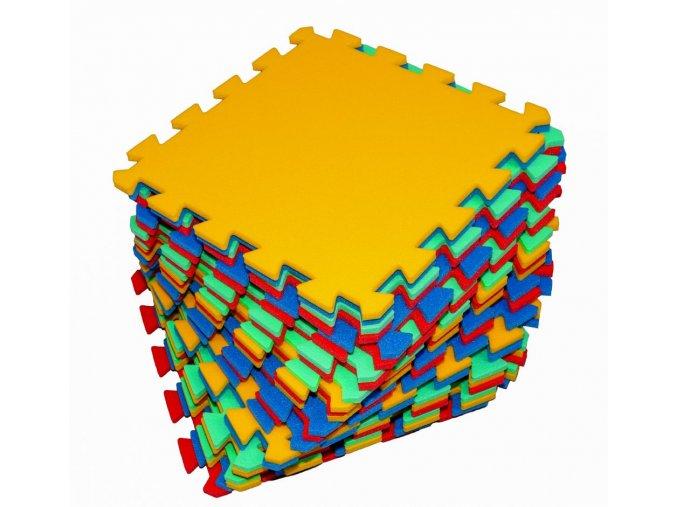 Pěnové puzzle koberec jednotlivý dílek