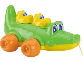Tahací krokodýl Crocky