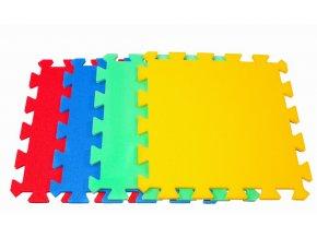 Pěnové puzzle koberec jednotlivý dílek tl.16mm