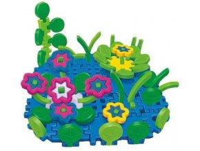 Blok Flora II  91 dílků