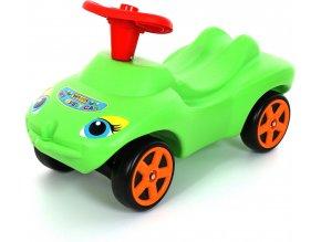 Wader Odrážedlo My Lovely Car se zvukem (zelená)