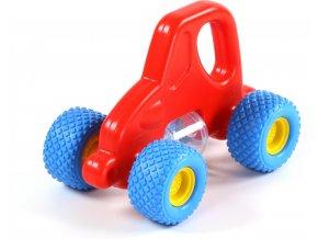 Chrastítko Traktor Gripcar