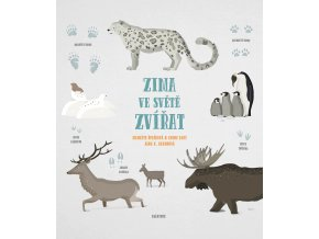 0048350664 Wild Animals in the Winter World COVER 2D velka