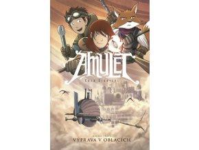 Amulet 3: Výprava v oblacích  Kibuishi Kazu