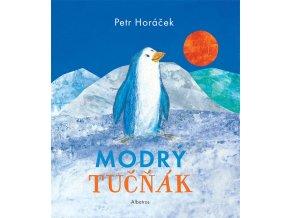 Modrý tučňák  Petr Horáček