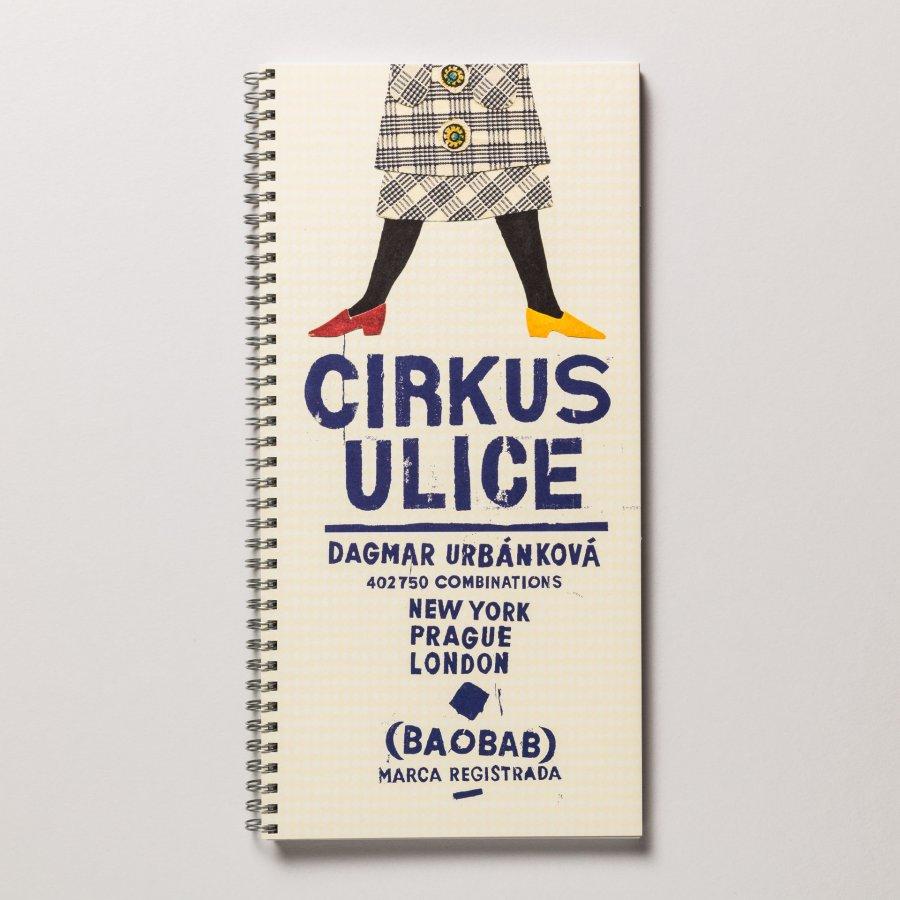 Cirkus ulice Dagmar Urbánková