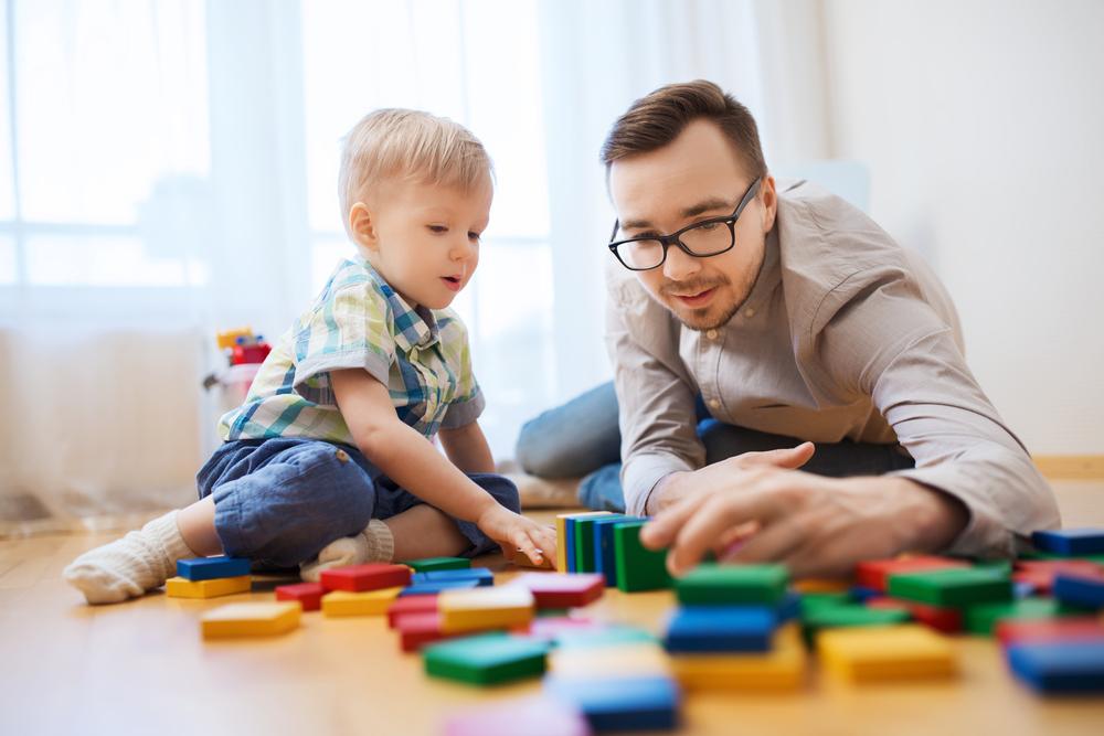 5 jedinečných nápadov na hru pre deti s rodičmi