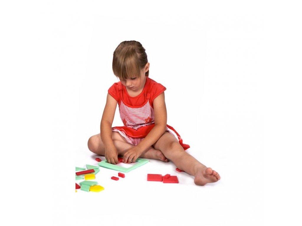 Penový Geogram malypretekar didaktické hračky hračky pre deti penové hračky rozvoj dieťaťa
