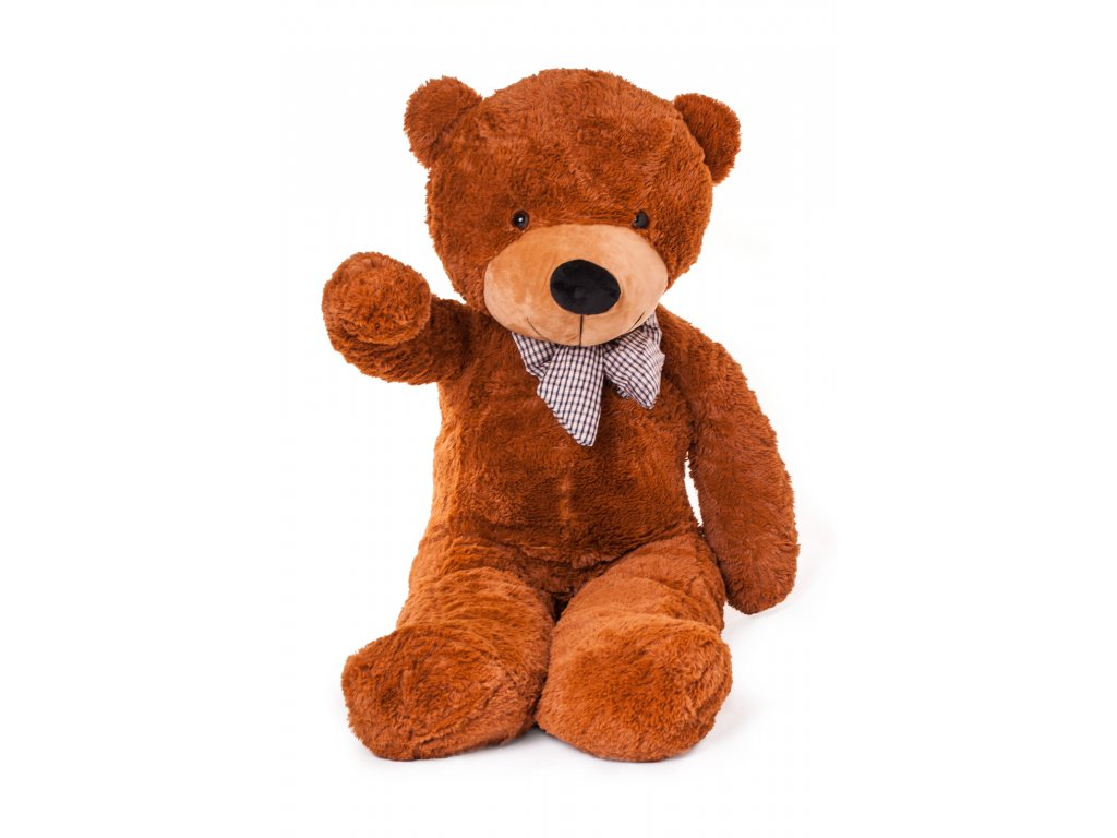 Plyšový medveď Macko Uško hnedý