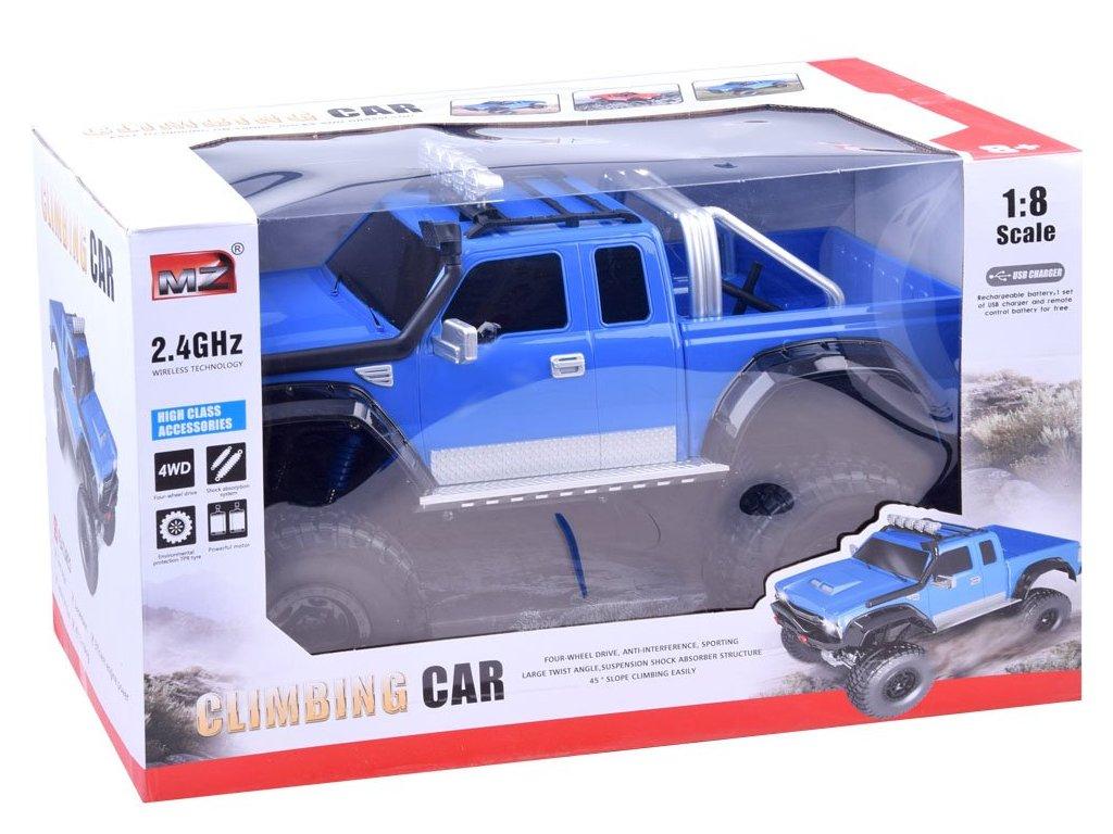 RC Auto Pick Up 4x4 1 1 8 malypretekar veľké auto na diaľkové ovládanie (12)