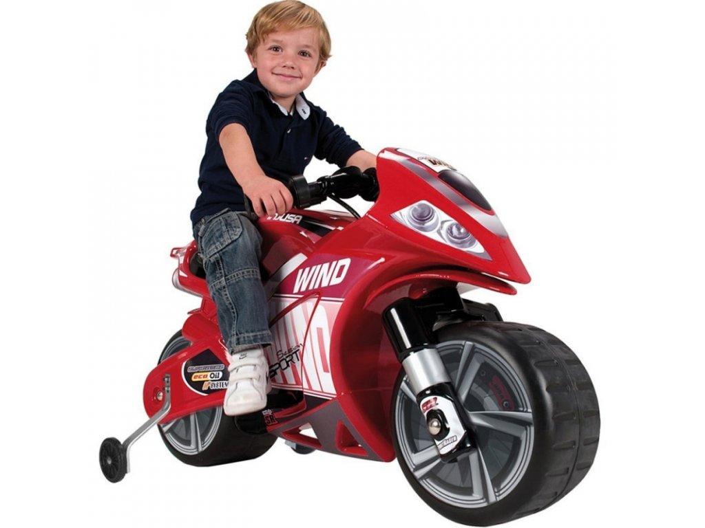 INJUSA Elektrická motorka WIND 6 V do 30 (1)