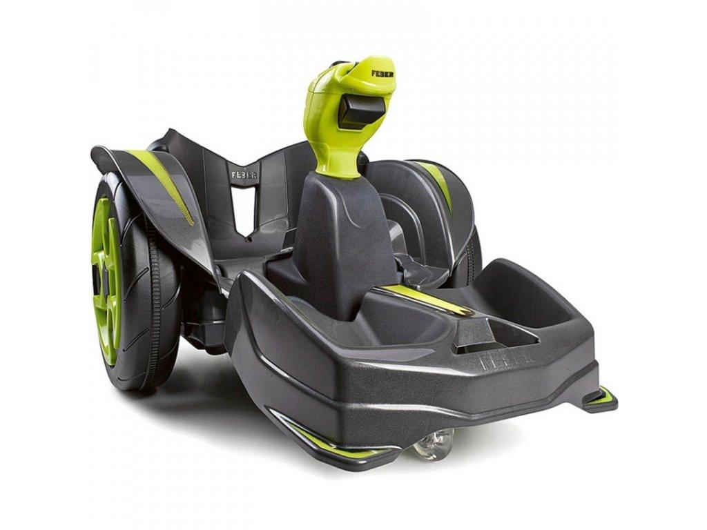 Feber Funny vozidlo Segwey Mad Racer 12 V malypretekar liesek hračky elektrické vozidlá motorky autíčka (2)