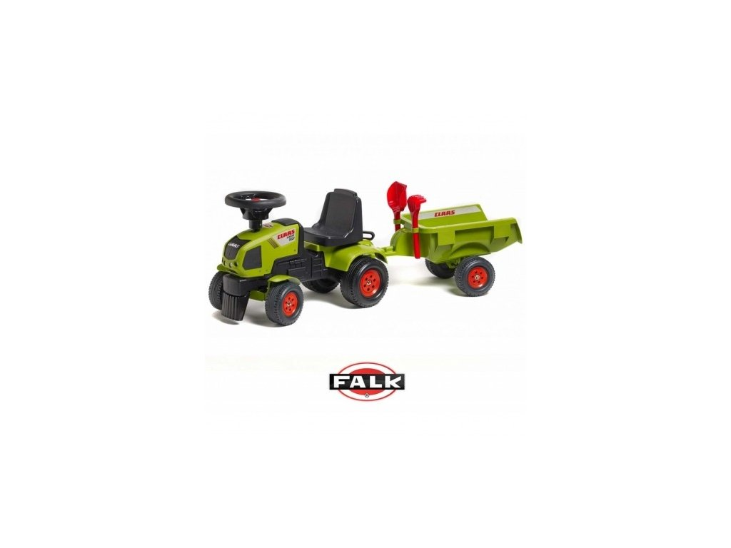 FALK Traktor odrážadlo CLAAS AXOS malypretekar liesek odrážadlo traktor (6)