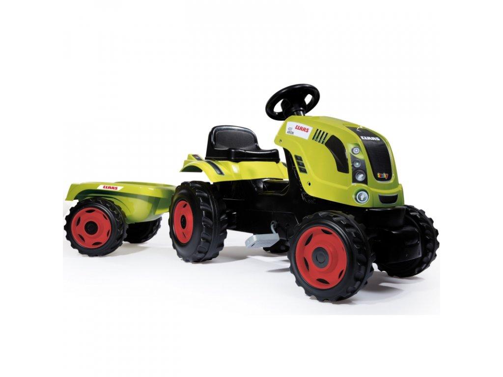 Smoby Traktor na pedále CLAAS 400 Arion malypretekar šliapací traktor (3)