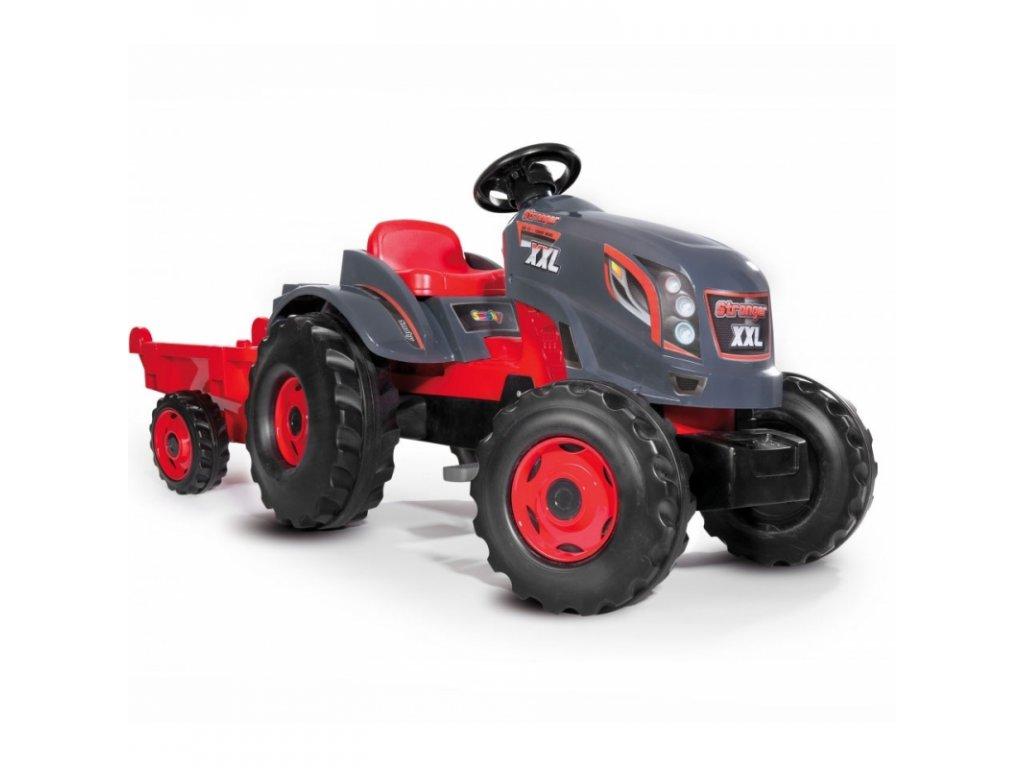 Smoby Traktor na pedále Stronger XXL malypretekar (1)
