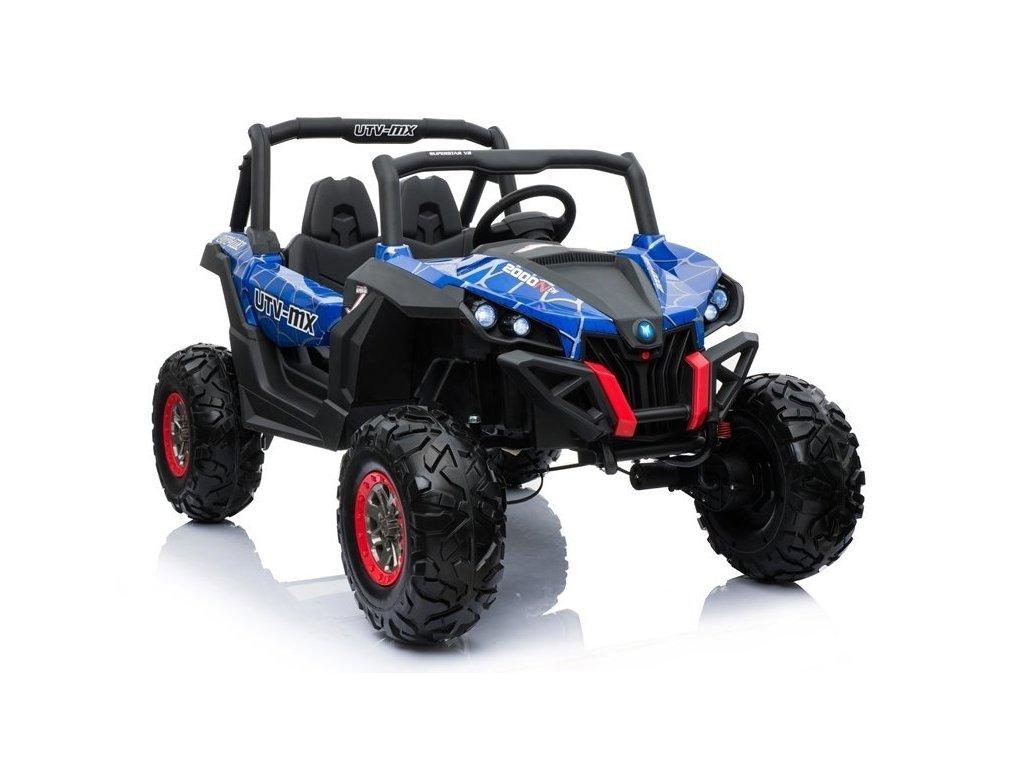 Elektrická Bugina UTV XMX603 modrá Spider