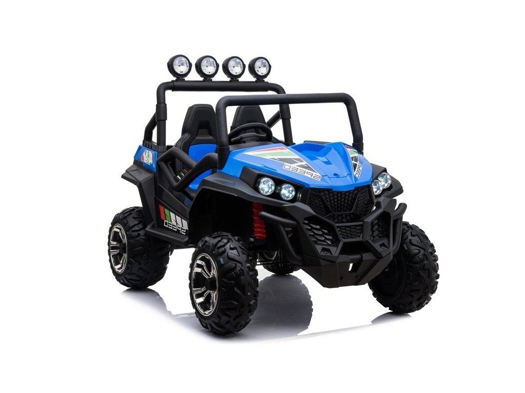 Elektrické auto Buggy S2588 Modré