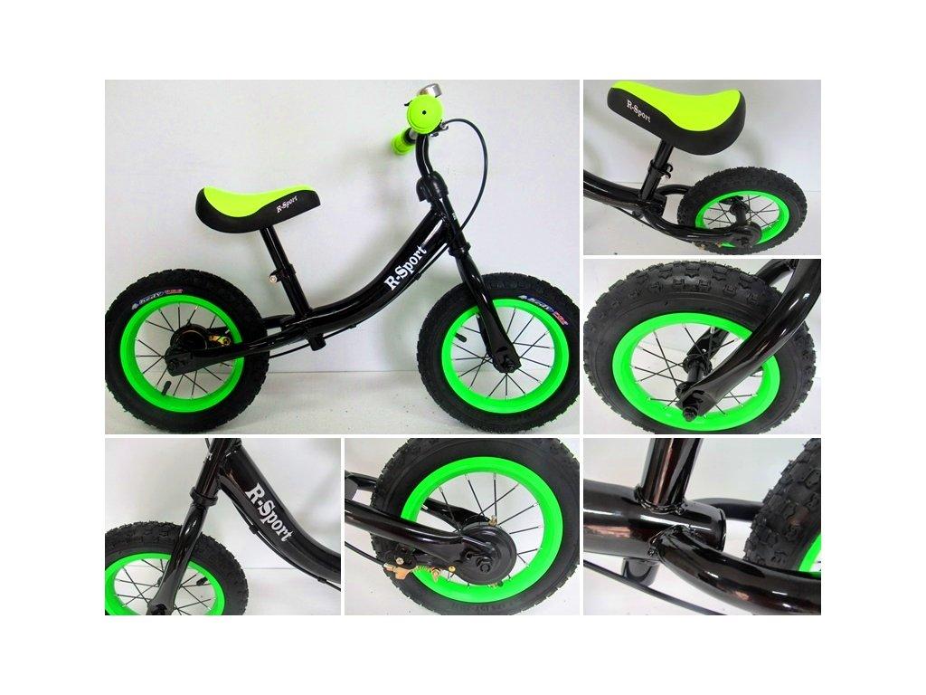 Detské bicyklové odrážadlo R3 R Sport 01