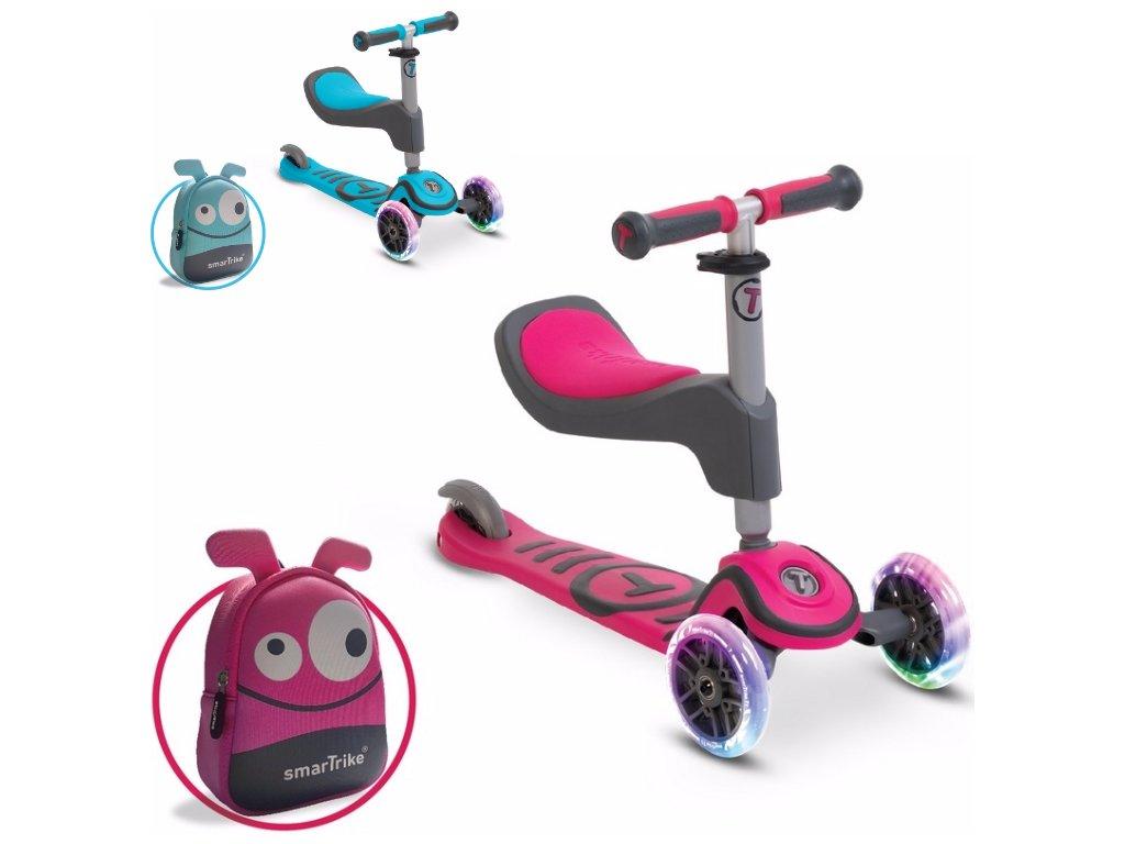 Kolobežka Smart Trike Scooter T1 malypretekar 02