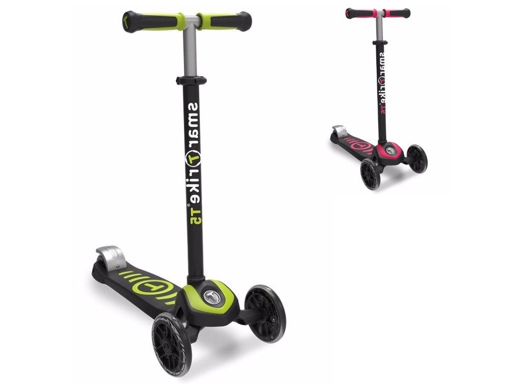 Smart Trike Kolobežka Scooter T5 malypretekar 01