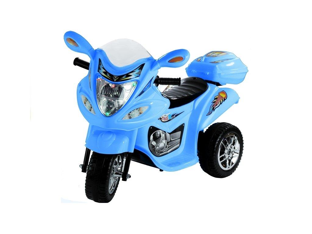 Elektrická motorka m1 malypretekar 001