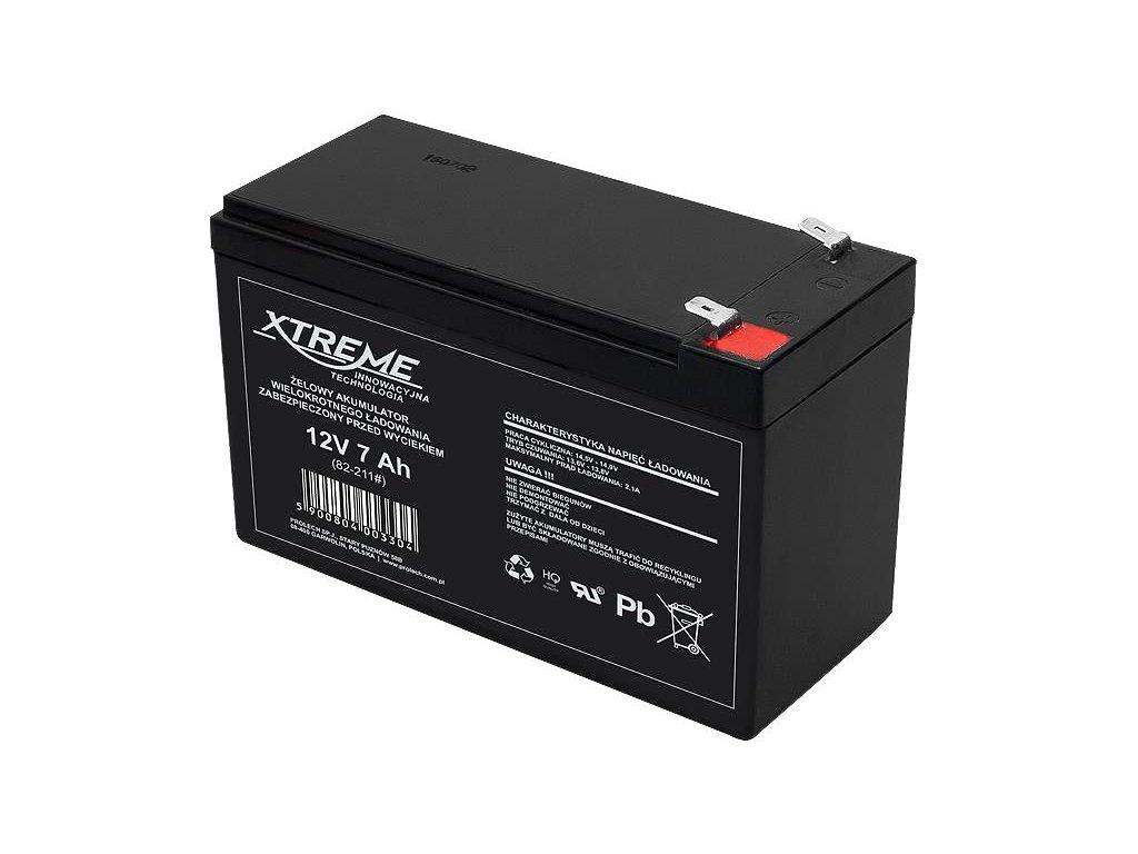 Batéria 12V 7 Ah